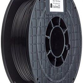 Taulman 3D-Print Filament t-glase PETT Black 1.75mm filament