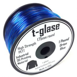 Taulman 3D-Print Filament t-glase PETT Orion Blue 1.75mm filament