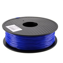HICTOP 0.8KG 1.75mm Blue Flexible TPU (Rubber) Filament pour imprimante 3D
