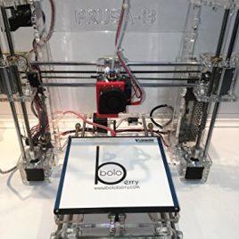 Imprimante 3d Prusa I3Acrilica by boloberry