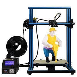 Kit DIY Aluminium I3 Prusa Imprimante 3D ordinateur 12V CR-10 HICTOP