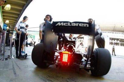 L'équipe de F1 McLaren-Honda utilisera l'impression 3d au Grand Prix de Bahreïn.