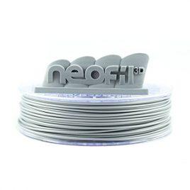Neofil3D ABS175SI10750G ABS Filament pour Imprimante 3D, 1,75 mm, Argent