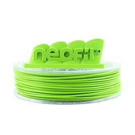 Neofil3D M-ABS filament 3D, filament M-ABS 1.75 mm, 0.75kg, Vert Pomme