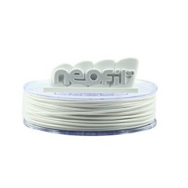Neofil3D M-ABS filament 3D, filament M-ABS 1.75 mm, 0.75kg, Blanc
