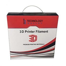 TECHNOLOGYOUTLET PREMIUM 3D PRINTER FILAMENT 1.75MM FLEXIBLE