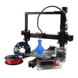 Tarantula I3 3D Imprimante Printer Kits Auto Aluminium Extrusion et 2 Grand Lit Rouleaux Filament 8GB Carte Mémoire