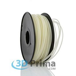 3D-Prima Nylon Filament – 3mm – 1 kg spool – Natural