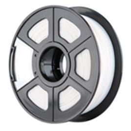 Filament – SODIAL(R)Nouveau 3D Filament Printer ABS / PLA 1.75mm / 3.0mm pour 3D 1kg Imprimante / 2.2lbs Materiel: PLA Taille: 3.0mm Couleur: Blanc