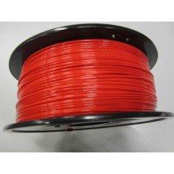 Filament UV resistant, ASA ROUGE 1.75mm 500g ral 3020