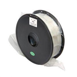Geeetech® 3D Filament PLA, 3D PLA Filament 1.75mm 1KG, High Quality Reliable 3D Printing Filament For 3D Printer, Color: White