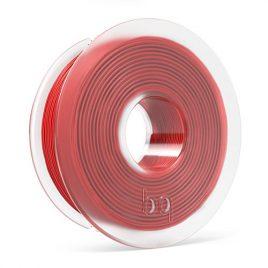 bq PLA filament 1.75mm Acide polylactique (PLA) Rouge 300g – matériaux d'impression 3D (300 g, 1,75 mm, 45 mm, 140 mm, 1 pièce(s))