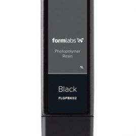 Formlabs Black Photopolymère, Résine Noir – matériaux d'impression 3D (1 pièce(s))