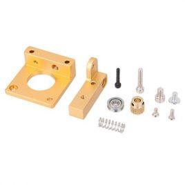 Kit De Bloc De Châssis En Aluminium D'extrusion De L'imprimante 3D Normale