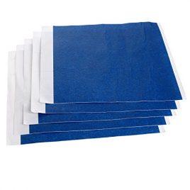 200mm x 210mm imprimante 3d chauffé Lit Bleu haute température ruban adhésif en caoutchouc