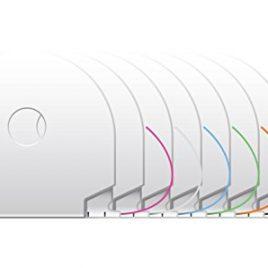 3D Systems Cartouche ABS pour Imprimante 3D Cube3 Jaune Pale