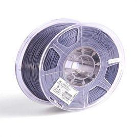 Esun Cartouche de filament ABS – 1,75mm – Gris – 1 kg