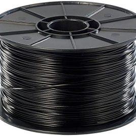 Filament HIPS pour imprimante 3D – 1 kg – noir – 1,75 mm