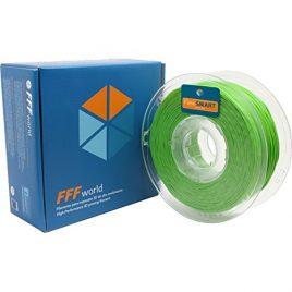 FlexiSMART Filament Flexible TPU pour Imprimante 3D – Flexible Filament for 3D Printing – TPE Filament, TPU Filament, Elastic Filament