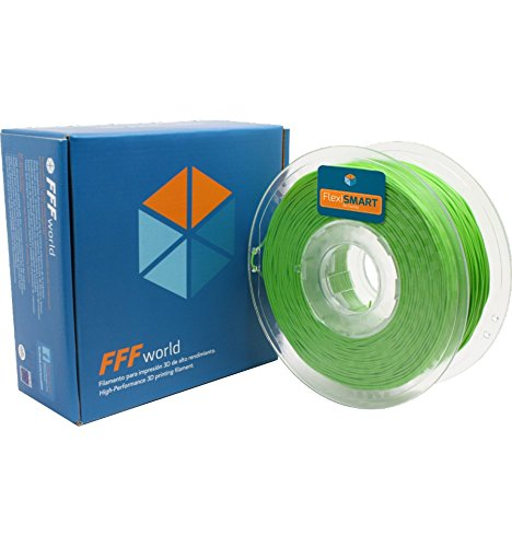 Flexismart filament flexible tpe pour imprimante 3d - Filament imprimante 3d ...