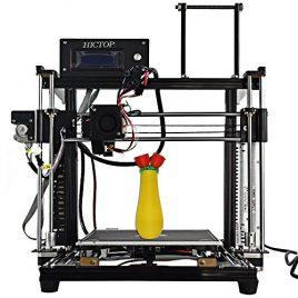 Imprimante HICTOP 3D Reprap Prusa i3 Auto Leveling Aluminium Diy Kit 3DP15