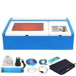 Ridgeyard 40W CO2 Port USB graveur artisanat BRICOLAGE Cutter avec pompe à eau de la Machine de gravure au Laser