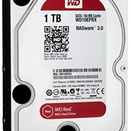 WD Red Disque Dur Interne (Bulk) NAS