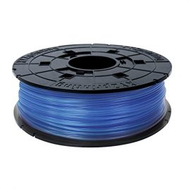 Bobine recharge de filament PLA, 600g, Bleu pour imprimante 3 D DA VINCI  1.0PRO – 1.0A – 1.0AiO – 2.0A – 1.1 PLUS – Super