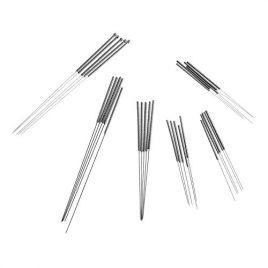 Lot de 5outils de nettoyage pour buse d'imprimante 3D – Diamètres disponibles: 0,15 mm – 0,2 mm – 0,25 mm – 0,3 mm – 0,35 mm – 0,4mm