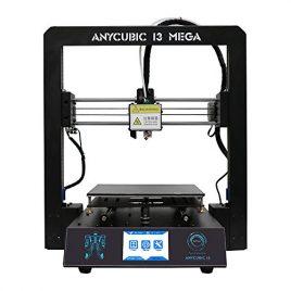Anycubic i3 MEGA Imprimante 3d Écran Tactile TFT 3,5 Pouces avec Grande Taille D'impression φ210x210x205