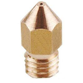 Extrudeuse Pour Fil Imprimantes 3D M6 Filament 1.75 mm X 0.3 mm – Mendel Prusa Flashforge Mk8 Mk7 Ultimaker Créateur Imprimante