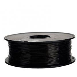 Filament 3D Flexible (élastomère thermoplastique) Noir 1.75 mm pour imprimante 3D Livraison Gratuit Grossiste3D®