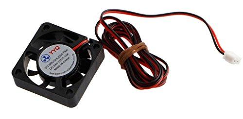 Ventilateur ventilateur 40mm x 40mm x10mm 24volts pour imprimante 3d printer température Creator–2pôles–Sans plug