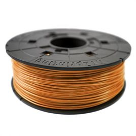 XYZprinting RF10XXEUZTH ABS Filament, 600 g, soleil d'orange