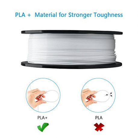 ELUTENG-Filament-PLA-175mm-Imprimante-Filament-3D-Printing-PLA-Blanc-1kg-Printer-Filaments-pour-Reprap-LulzBot-ROBO-et-Impression-3D-Pen-Flexible-0-1