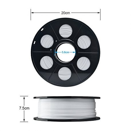 ELUTENG-Filament-PLA-175mm-Imprimante-Filament-3D-Printing-PLA-Blanc-1kg-Printer-Filaments-pour-Reprap-LulzBot-ROBO-et-Impression-3D-Pen-Flexible-0-5