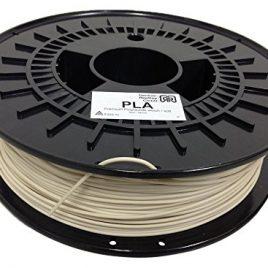 Filament German RepRap 100261 plastique PLA 1.75 mm naturel