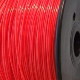 Filament Impression ABS 1.75mm Rouge 1Kg Bobine de 3D