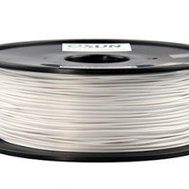 Flexible filament eSun imprimante 3D – 1 kg-natural, biodégradable, au choix-diamètre 1,75/3.00 mm-pression tempe. 190–260 bed tempe. ° c à 100 °c , pour l'été imprimante 3D
