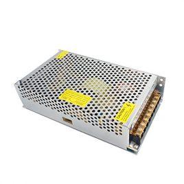 Redrex DC 12V 20 a Commutation Transformateur Adaptateur d'alimentation Universal Regulated pour Imprimantes 3D Bande LED Lights CCTV Ordinateur Projet Sécurité Système