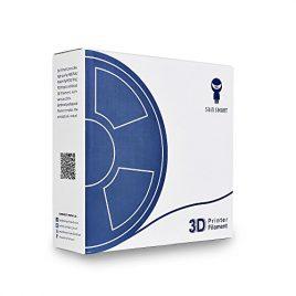 SainSmart Petite bobine de 1,75mm de fil souple 3D en TPU, 250g, précision des dimensions +/- 0,05mm, Shore 95A, bleu