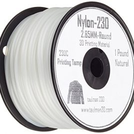 Taulman Filament d'impression 3D nylon 230–2.85 mm – 450 g