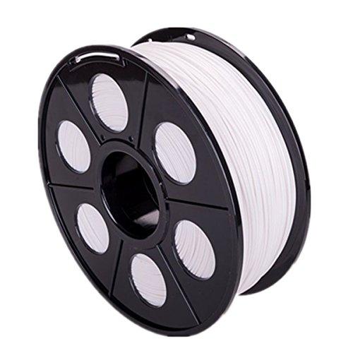 Noveste imprimante 3d pla filament 1 75 mm 1 kg bobine avec rouleau - Filament imprimante 3d ...