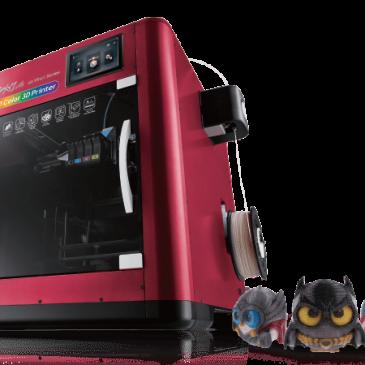 XYZ Printing lance son imprimante 3D couleur