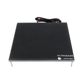 Anycubic Ultrabase imprimante 3D Plateforme Plaque de verre Construction Surface Plaque de verre 214x214mm pour MK2 MK3 Heatbed