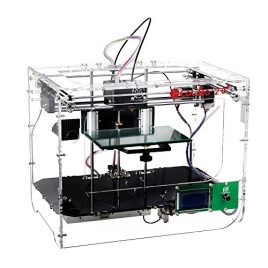 Colido COL3D-LMD116X Imprimante 3D 22,5cm x 14,5cm x 14cm Fixation sans vernis