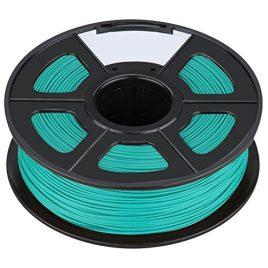 Filament – SODIAL(R)Nouvelle imprimante 3D Printing Filament ABS -1.75mm, 1kg, pour impression RepRap Couleur: Herbe verte