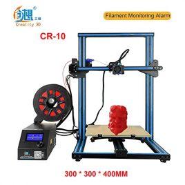 Ming Imprimante 3d DIY Éducation Bricolage Structure à Bricoler Grande Imprimante 3D en kit DIY Imprimante 3D de Bureau avec Grande Taille D'impression pour Guide d'installation de vidéo et image