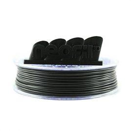 Neofil3D PLA285BK10750G PLA Filament pour Imprimante 3D, 2,85 mm, Noir