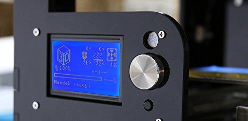 sainsmart a3 imprimante 3d haute pr cision plusieurs filaments prend grand volume d. Black Bedroom Furniture Sets. Home Design Ideas